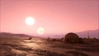 Star Wars Soundtrack - Relaxing Beautiful Calm Music Mix
