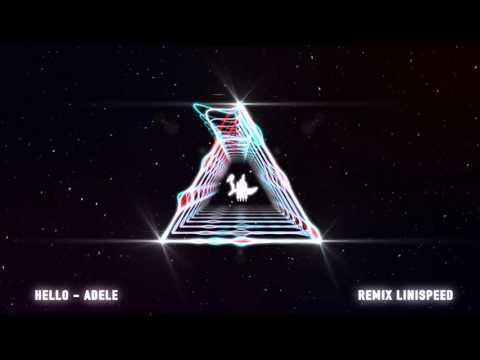 Adele - Hello (instrumental Remix by Linispeed)