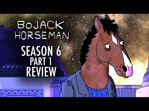 BoJack Horseman Season 6 Teases THE END For BoJack- REVIEW