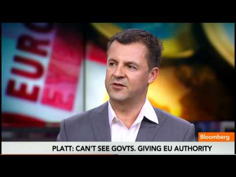 Euro Crisis: Mike Platt on Bloomberg 21st May 2012