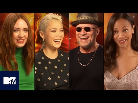 Guardians of the Galaxy Cast Play Snog, Marry, Avoid: MARVEL Edition  MTV Movies