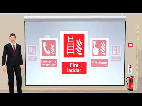 Health & Safety Signs E-Learning Part 6