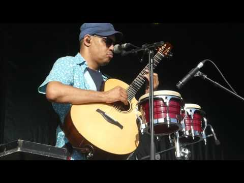 Raul Midon Bad Ass and Blind Terres du Son 872017