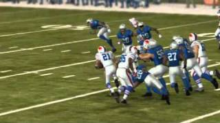Madden NFL 11, Bills @ Lions, Thanksgiving Day, 2014