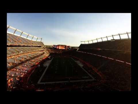 Mile High Stadium Time-Lapse