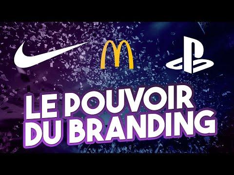 LE POUVOIR DU BRANDING - La magie de l'image de marque marketing