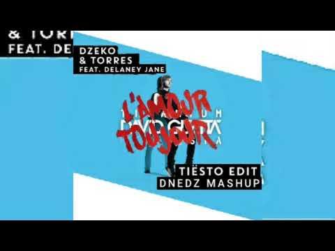 Dzeko,  Torres & Tiësto vs. David Guetta & Sia - L' Amour Toujours vs. Titanium (DNEDZ Mashup)