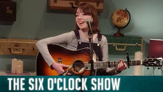 Patricia Lalor performs 'Cherry Wine' by Hozier   The Six O'Clock Show