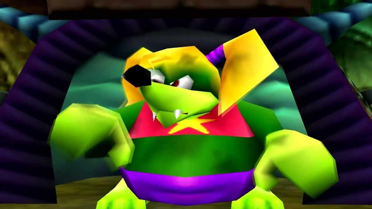 Banjo Kazooie Bad End YouTube