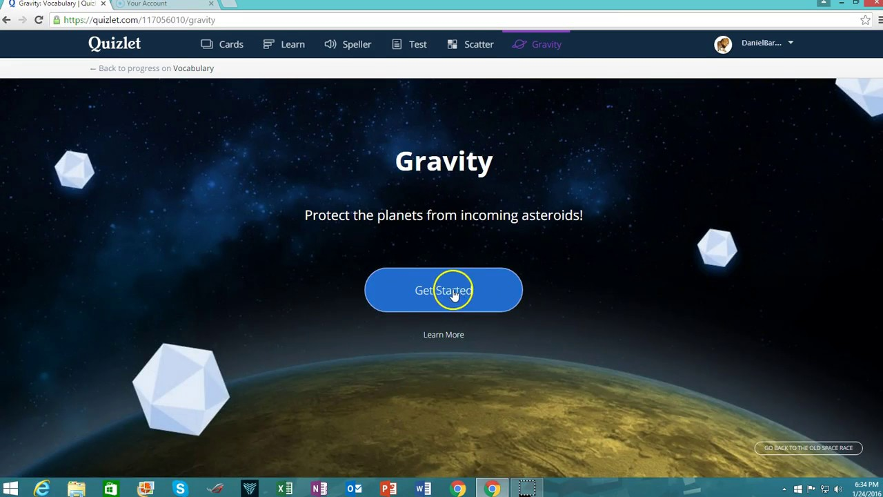 Quizlet: Create quizzes and fun review games for your students!