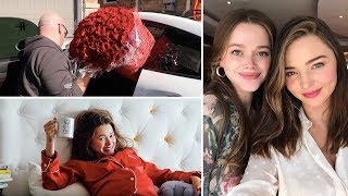 VLOG #11 | Meeting Miranda Kerr & 28th Birthday