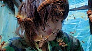 ホラー映画『殺人蜂(キラービー)』予告 加賀美早紀 華彩なな オールインエンタテインメント 華彩なな 検索動画 5