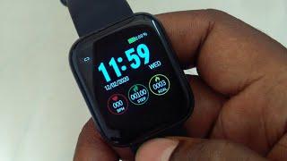 i5 smart bracelet wearfit smartwatch ip67waterproof sports band heart rate monitor