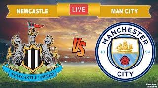 ⚽ Newcastle United Vs Manchester City 🔴 Live Stream Football - Fa Cup