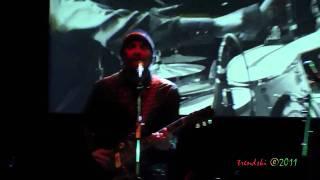 Black Dub - Ring The Alarm (Live @ El Rey Theatre, Los Angeles) 1/28/2011