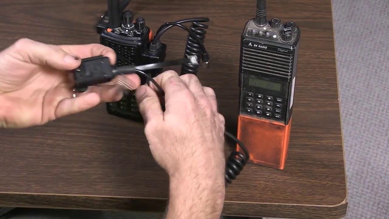 WFSTAR:  Tutorial  Cloning the Bendix King DPH Handheld Radio
