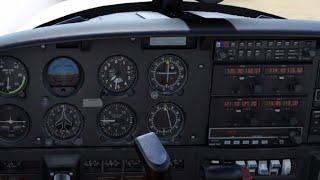Flight Sim World: Private Pilot License Lesson 6 - Radio Navigation (Phase 1)