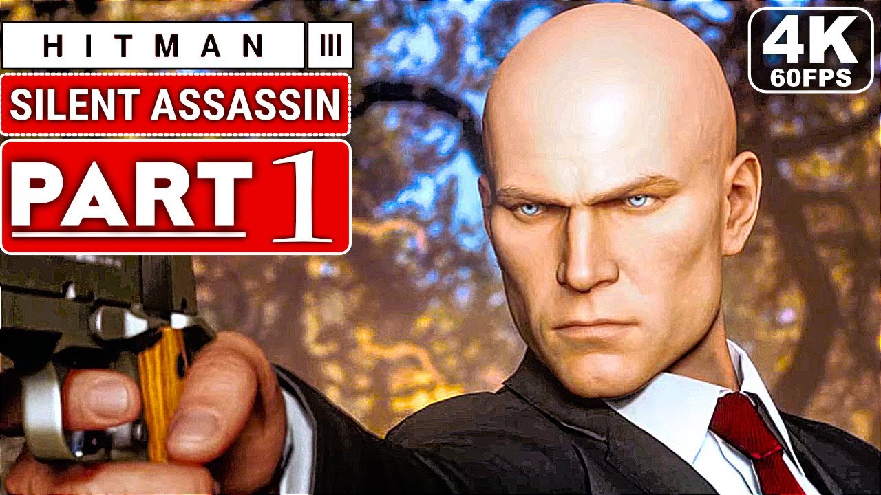 HITMAN 3 Gameplay Walkthrough Part 1 - Silent Assassin [4K 60FPS PC] - No Commentary (FULL GAME)