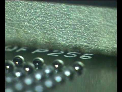 Contactless BGA Residual Solder Removal - Finetech