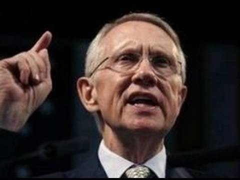 Will Harry Reid Be Tough On Joe Lieberman?
