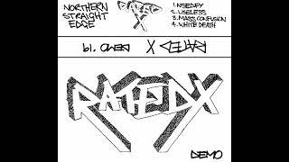 Rated X - Demo [2019 Hardcore Punk]