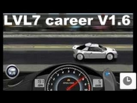 Drag Racing win level 7 career Ford RS200 Evolution with 1 tune setup V1.6