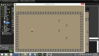 GameMaker How To Make Object Move Randomly