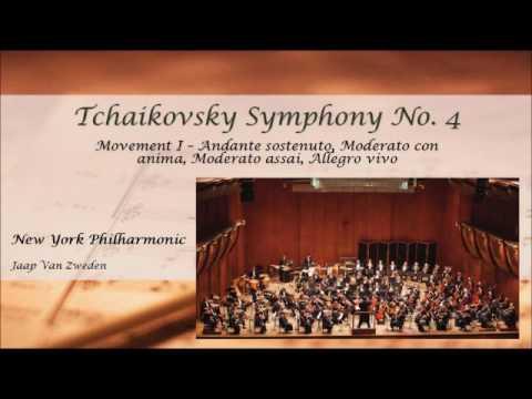 Tchaikovsky - Symphony No. 4 - New York Philharmonic