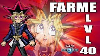 DECK BEM BARATO PRA FARMA YUGI MUTO LVL 40 8.000PTS - Yu-Gi-Oh! DUEL LINKS