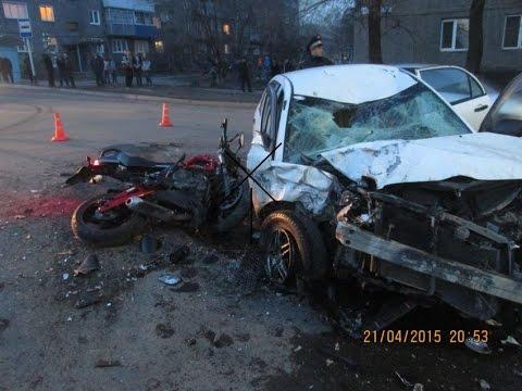 Байкеры погибли в Киселёвске!