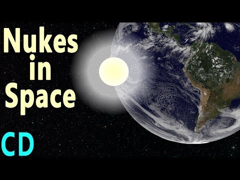 Why Did We Test Nukes in Space?