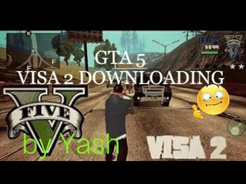 (500mb)How To Download Gta 5 Visa 2 Highly Compressed For Android