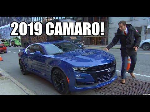 The 2019 Camaro Looks Like A Transformer Doovi
