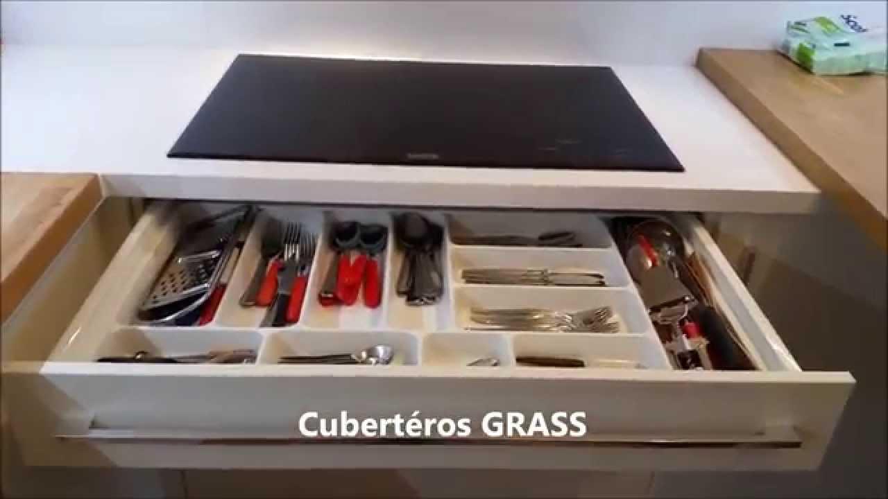 Cocina de dise o tablero marino de cocinas jablanco youtube - Tableros de cocina ...