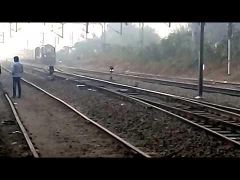 Kota Udhampur Express| INDIAN RAILWAYS | Spotted Near Phillaur | Kota Junction To Udhampur