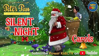 Peter Pan Weihnachten Lieder | Stille Nacht | Jingle Bells | Weihnachten Animierte Weihnachtslieder | Power Kids