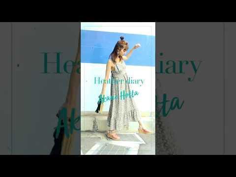 【ヘザー】Heather diary×堀田茜 Special Movie vol.1