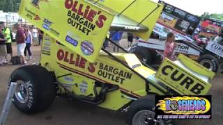 June 30, July 2, 2018 - Lincoln Speedway - Pa. Speedweeks; Highlights