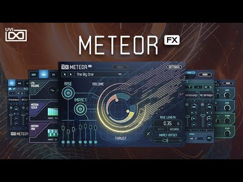 Review - New Sound Effects Rise & Impact Instrument Meteor