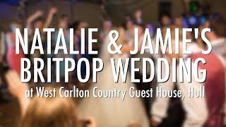 Britpop & 90s Wedding Band (Natalie & Jamie's Wedding)