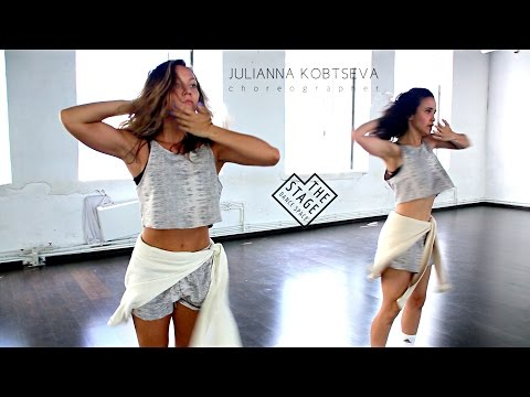 Julianna Kobtseva | Contemporary duet | Hollywood Anderson - My Best Friend | The Stage