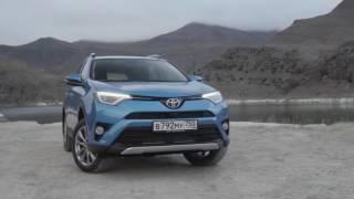 Тест Драйв Toyota RAV - 4(, 2017-01-15T11:01:47.000Z)