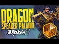 Dragon Speaker Paladin | Rise of Shadows | Hearthstone