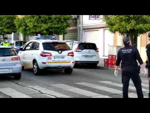 La Policía Local de Córdoba felicita a un niño