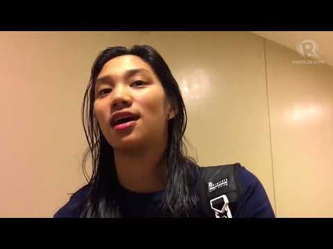 Bea de Leon believes the Ateneo Lady Eagles surpassed expectations