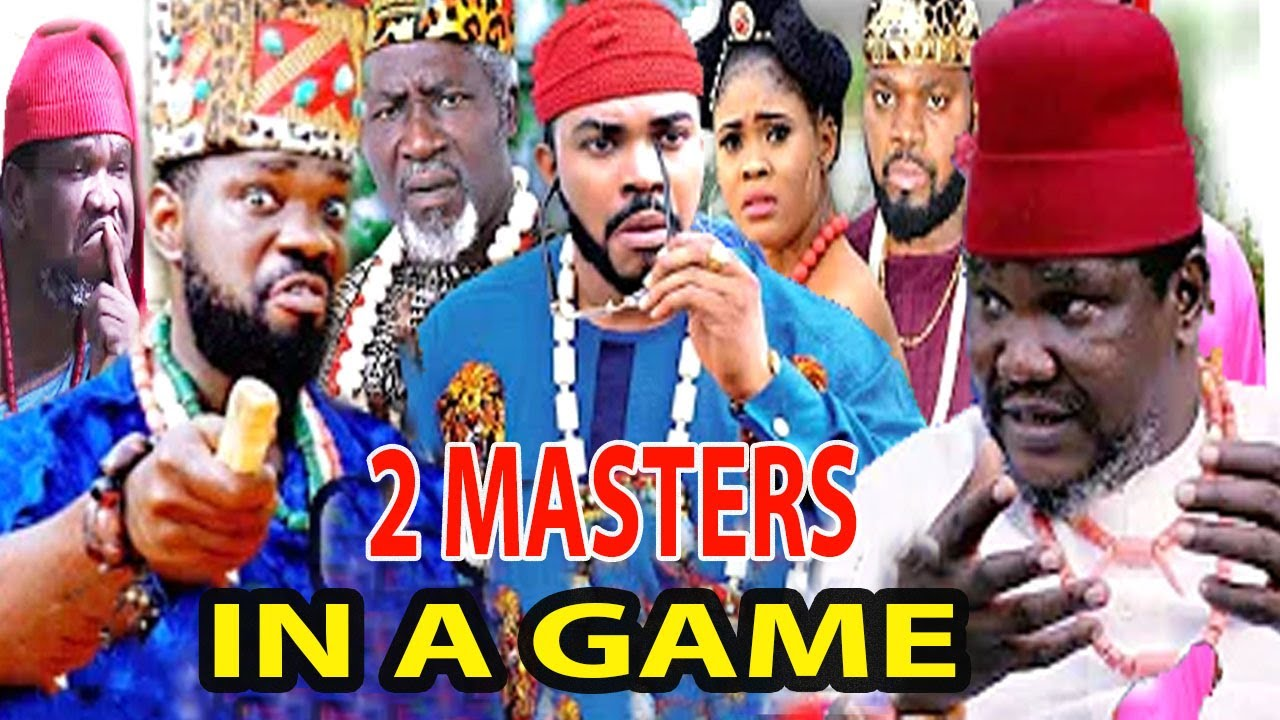 Download 2 MASTERS IN A GAME COMPLETE PART ( NEW HIT MOVIE) UGOEZE J UGOEZE &JERRY WILLIAMS 2020 LATEST MOVIE