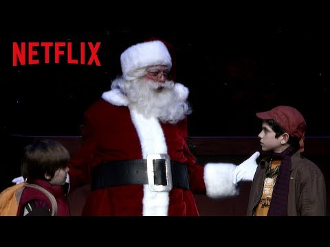 Santa Claus is Coming to Town | The Radio City Christmas Spectacular | Netflix