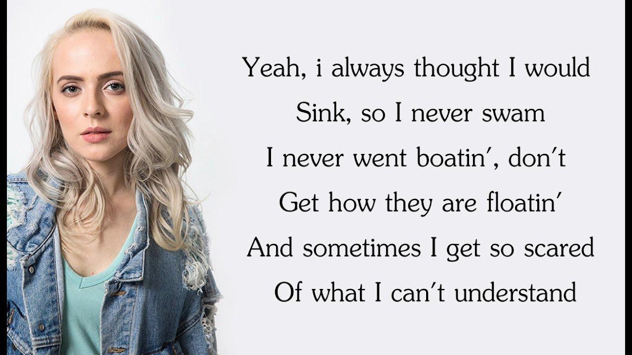 Miley Cyrus Malibu Lyricsmadilyn Bailey Cover Youtube