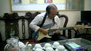 Quê em   Guitar Hà Ân