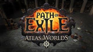 Path of Exile: Atlas of Worlds - Trailer Oficial (Versão Brasileira)
